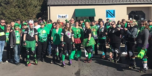 The X 3rd Annual St. Patrick's Day .1K