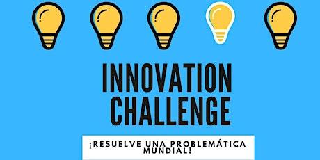 "Concurso: ""Innovation Challenge"" boletos"