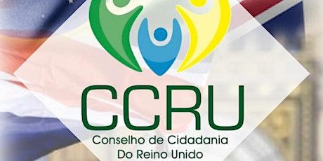 CCRU E VOCE  2020 ingressos