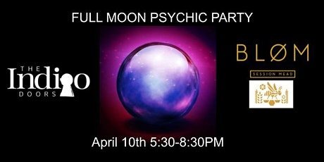 Full Moon Psychic Party at Blom Meadworks Ann Arbor tickets