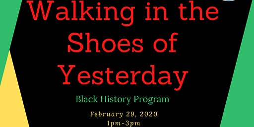 Henry County NAACP Youth Council's Black History Program