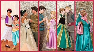 Royal True Love Fairytale Ball for Charity 2020 Session 1