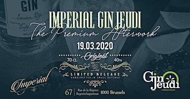 Impérial Gin Jeudi • The Premium Afterwork