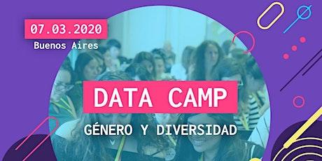 DataCamp  Género y Diversidad entradas