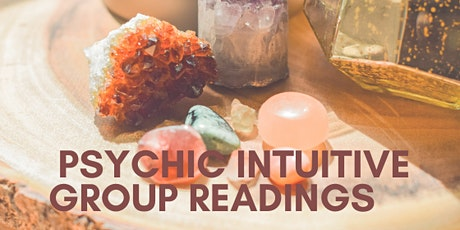 Psychic Group Readings-Friday tickets