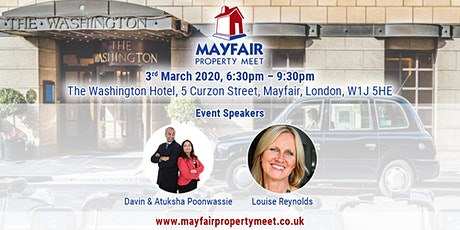 Crowdfunding and Buying in Europe - March's Mayfair Property Meet tickets