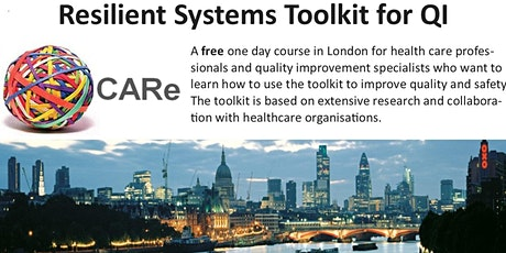 Resilient Systems Workshop tickets