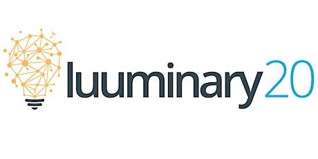 Luuminary20 tickets