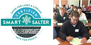 FREE MPCA Smart Salting for Parking Lots and Sidewalks