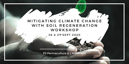 Mitigated Climate Change with Soil Regeneration Workshop