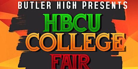 Butler High School HBCU College Fair tickets