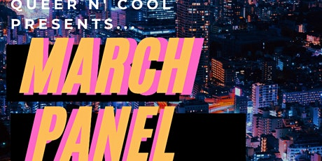 Queer N' Cool Presents: March Link Up & Networking Event tickets