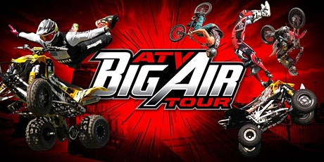ATV Big Air Tour- Erie PA- CANCELED tickets