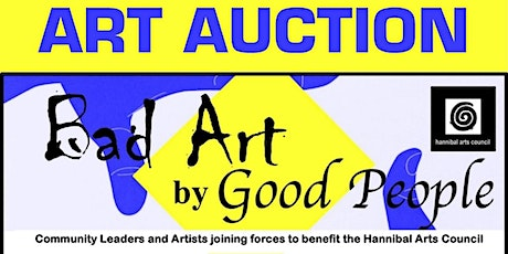 Bad Art by Good People Art Auction tickets