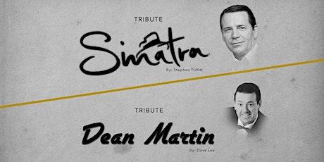 Tribute Frank Sinatra / Dean Martin entradas