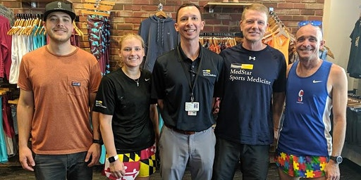 Columbia Injury Clinic with MedStar Sports Medicine