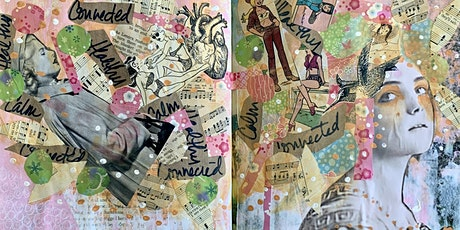 Art Journaling With DeAnne Olguin Williamson - March 8, 2020 tickets