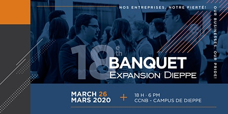 Banquet d'Expansion Dieppe tickets