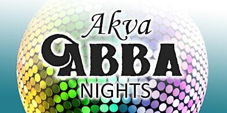 ABBA Drinks & Dancing Night  tickets