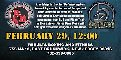 Krav Maga Seminar @ Results Boxing and Fitness tickets