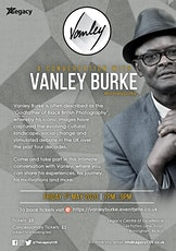 A Conversation with Vanley Burke tickets