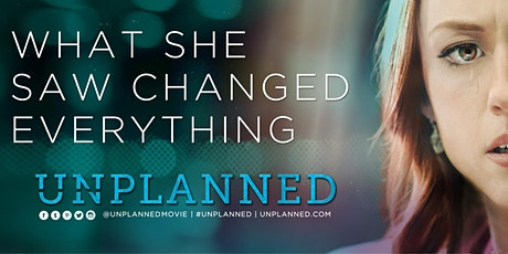 """Options for Women Tri-County  """"Unplanned"""" Showing tickets"""