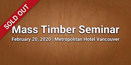 CIQS - BC Mass Timber Seminar tickets