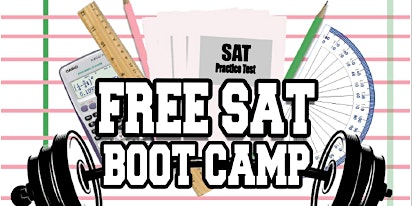AKA UEO #CAP Free SAT Boot Camp