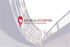 Escuela Atlántida - Creatividad para todos en el centro de Majadahonda logo