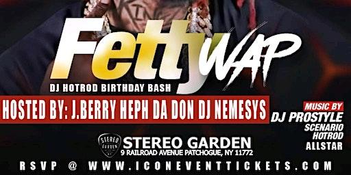 Fetty Wap Live Inside Stereo Garden with Power 1051 Feb 29Th