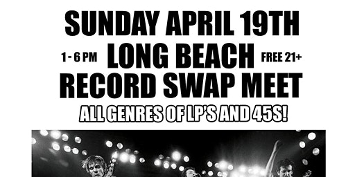 Long Beach Record Swap / All Genres of LP's and 45's!