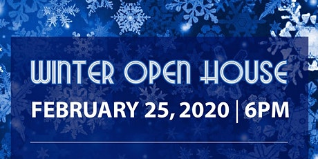 Winter 2020 Open House PMTS Esani tickets