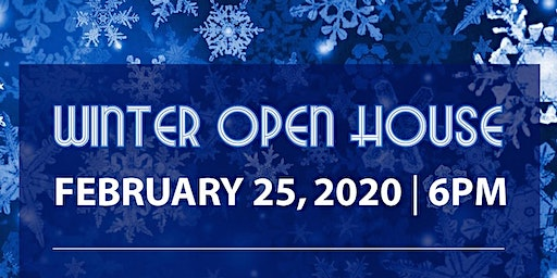 Winter 2020 Open House PMTS Esani