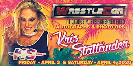 Kris Statlander at WrestleCon 2020 - Tampa FL tickets