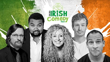 Barrel of Laughs: The Real Irish Comedy Fest