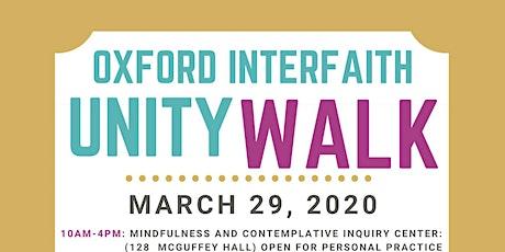 Oxford Interfaith Unity Walk tickets