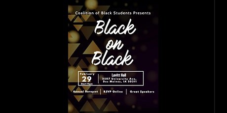Black on Black Luncheon tickets