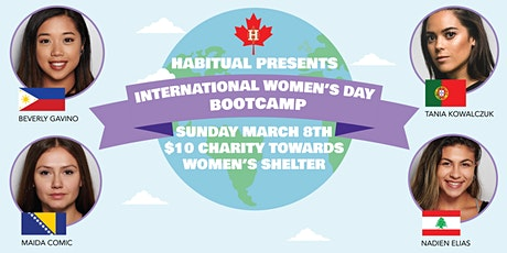 International Women's Day Bootcamp tickets