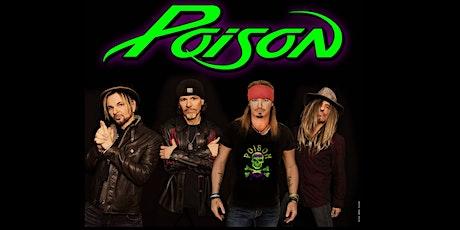 POISON tickets