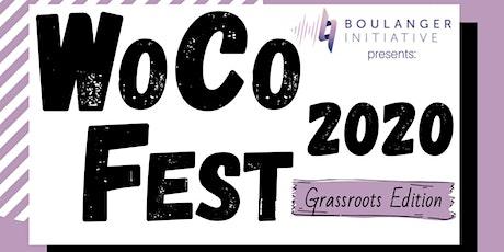WoCo Fest 2020 tickets
