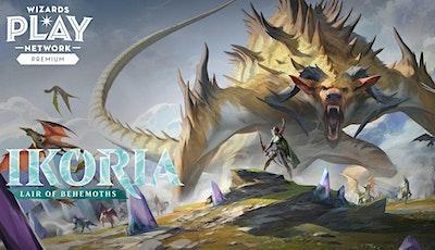 Ikoria:  Lair of Behemoths Prerelease Weekend tickets