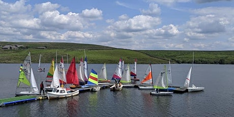 Discover Sailing on Saturday 9th May 2020 at Bolton Sailing Club tickets