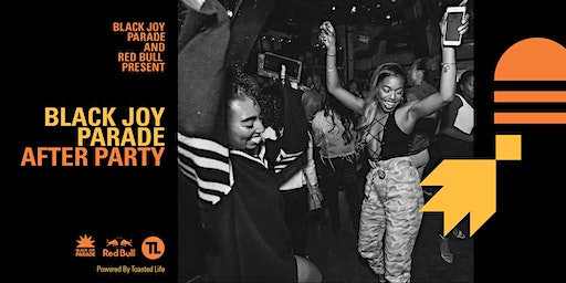 Black Joy Parade Official After Party Powered by Toasted Life