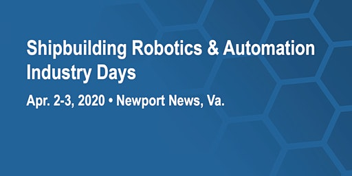 Shipbuilding Robotics and Automation Industry Days