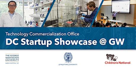 DC Startup Showcase @ GW tickets