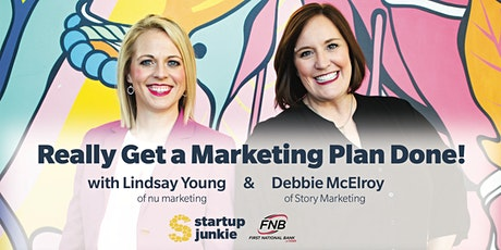 Really Get A Marketing Plan Done!  tickets