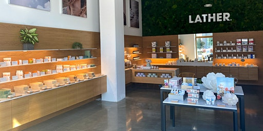 Leap Into LATHER Long Beach // A Grand Opening Celebration
