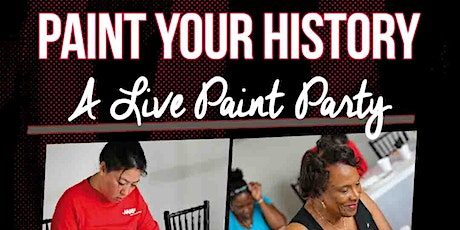 Paint Your History tickets