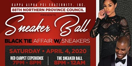 "88th Northern Province Council ""Sneaker Ball"" tickets"