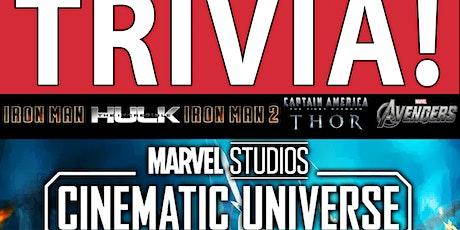Marvel Films Trivia : Phase 1 tickets